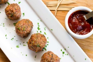 TurkeyMeatballs