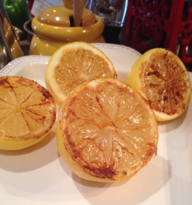 lemon grilled