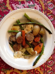 sausage veggies from above