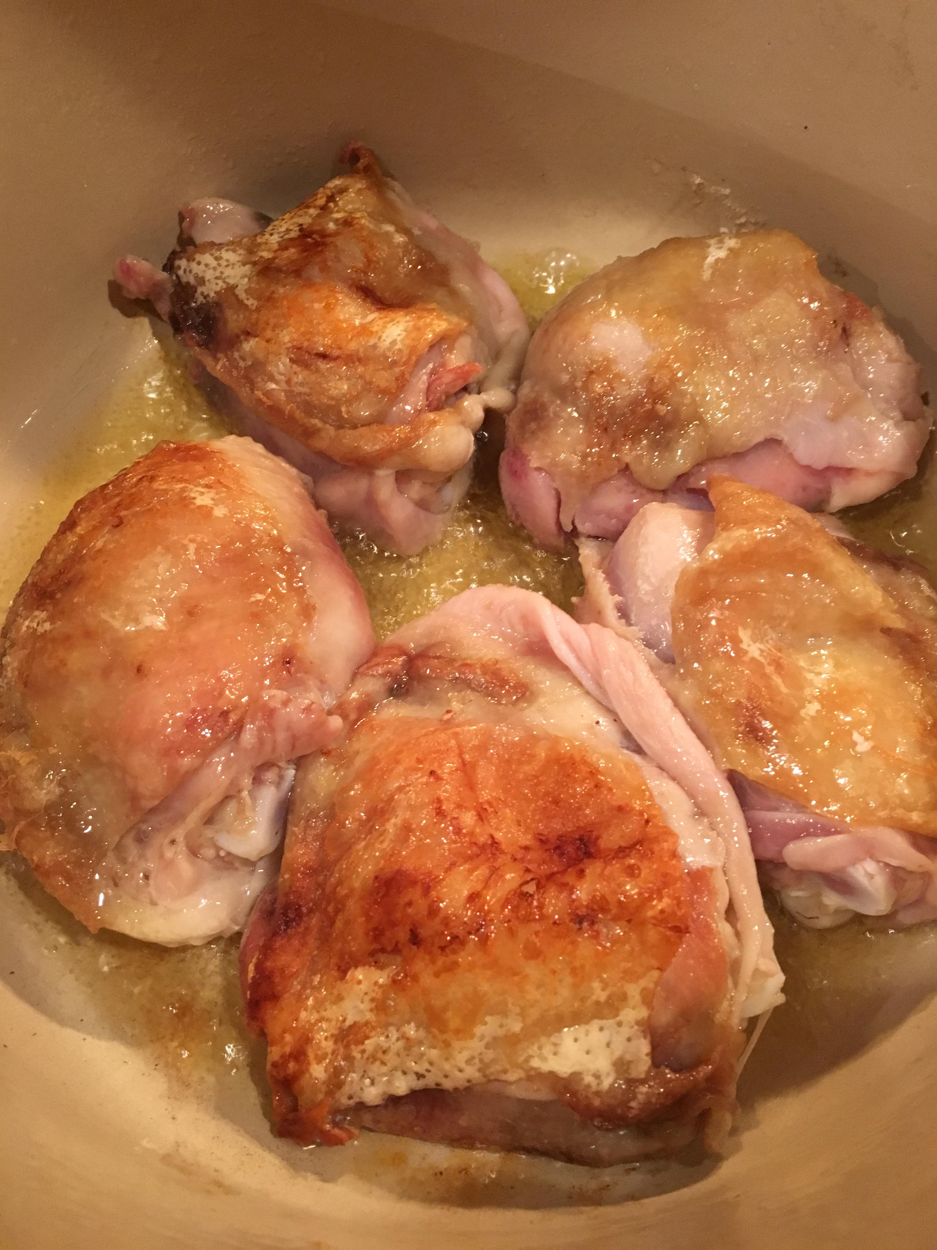 braised chicken 1