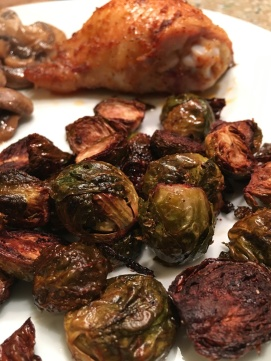We all love Brussels sprouts in this house