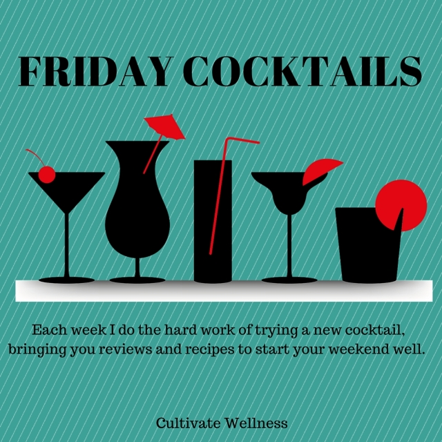 Friday Cocktails