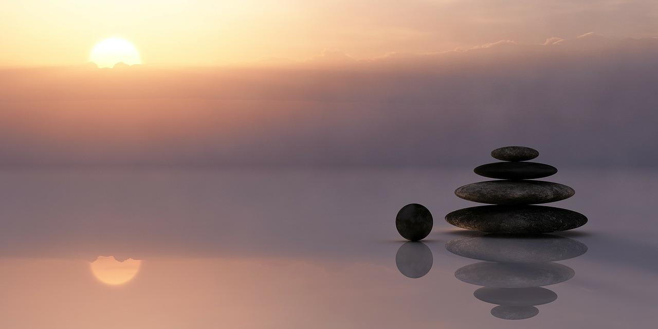 meditation-cairn